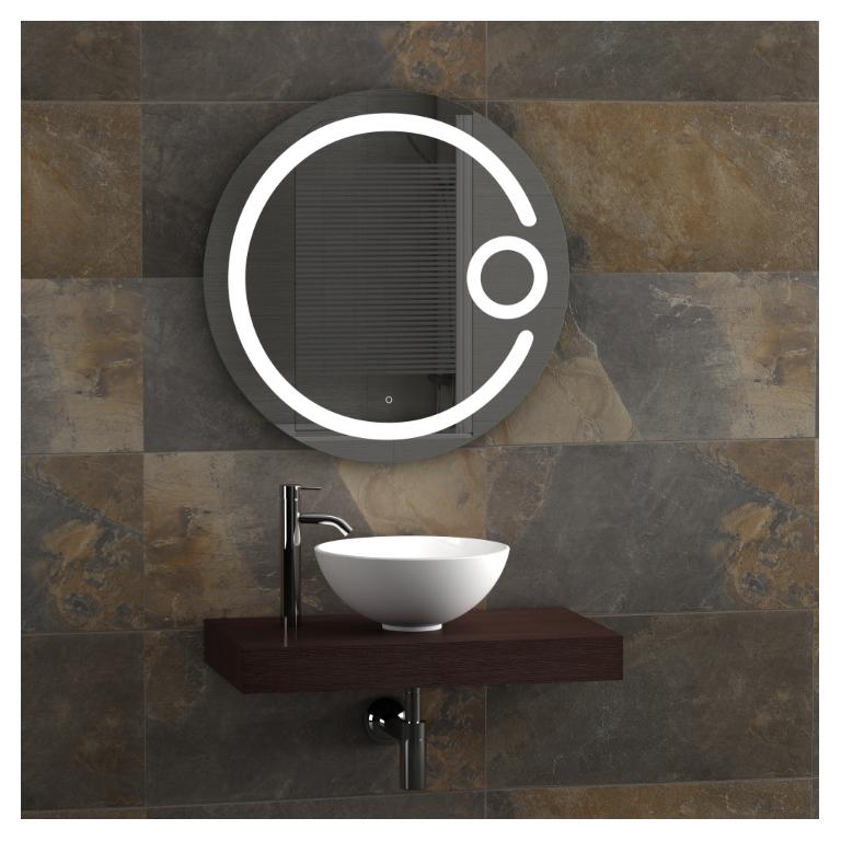Espejos para banos precios cheap espejo para bao luz - Espejos redondos para banos ...